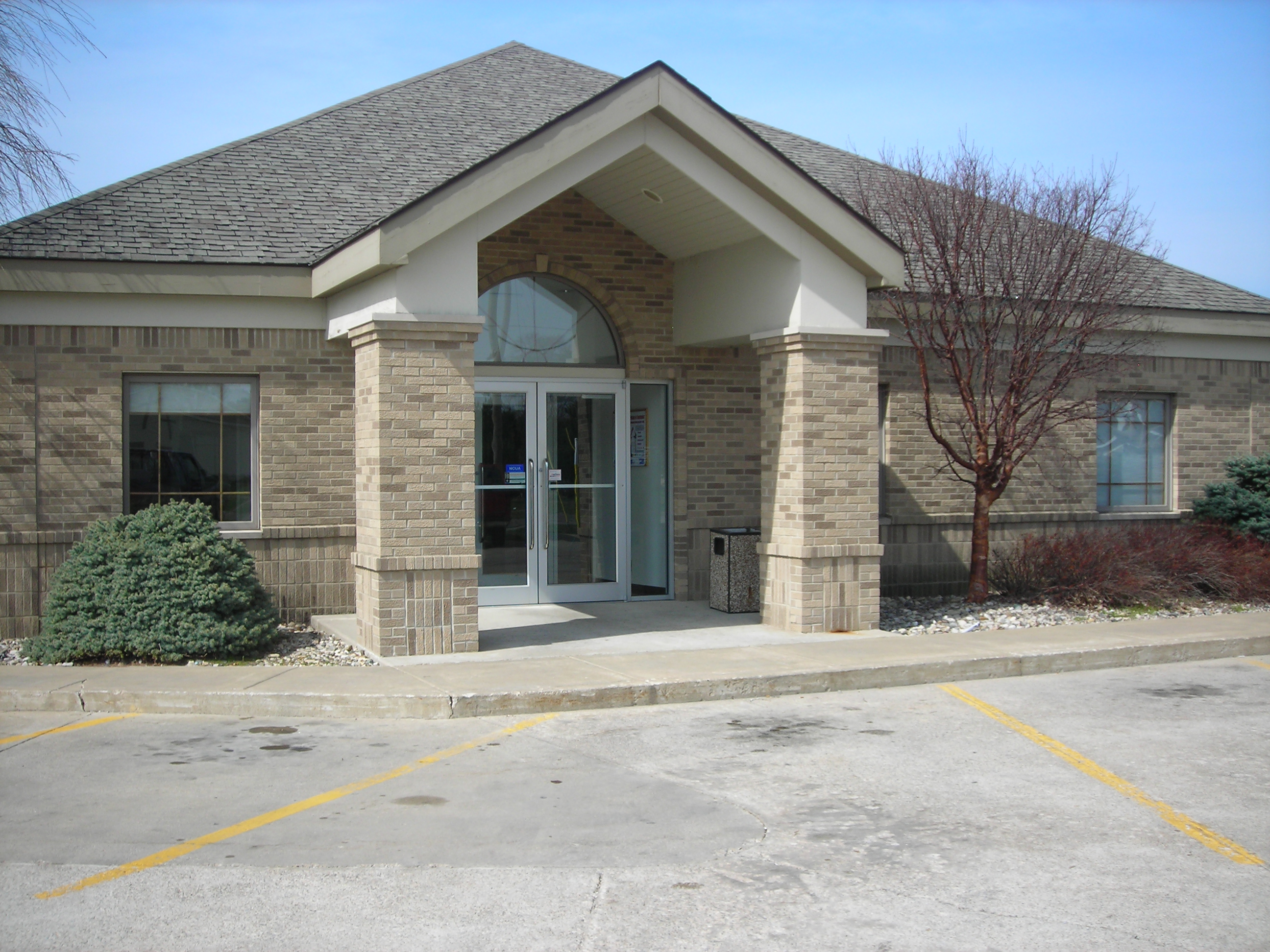 Delphi Indiana IFCU Branch