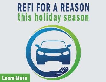 Auto Refinance for a Reason